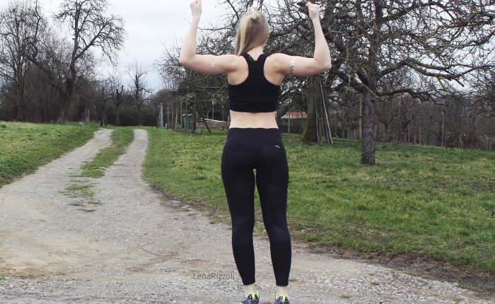 Sport am Morgen vertreibt Kummer undSorgen