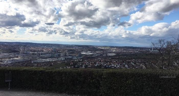 Stuttgart Rotenberg- März 2016