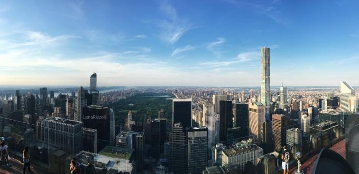 Rockefeller Center - North Manhattan