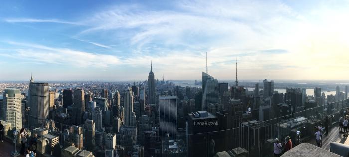 Rockefeller Center - South Manhattan
