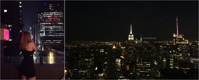PHD Penthouse Midtwon view and view of Top of the Rock, Rockefeller Center