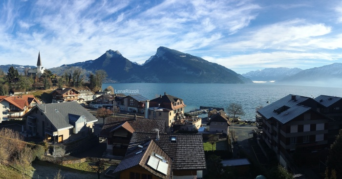 February 2017 - Lake Brienz