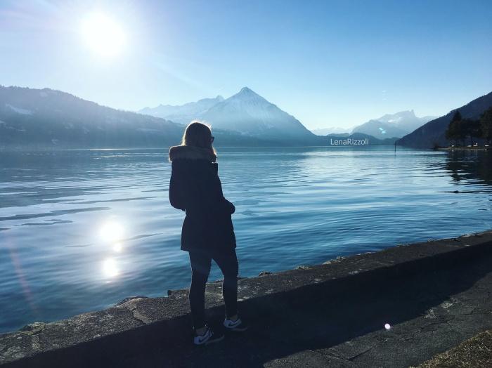 February 2017 - Lake Thun