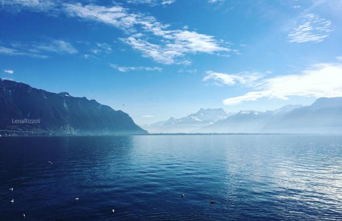 February 2017 - Lake Geneva, Montreaux